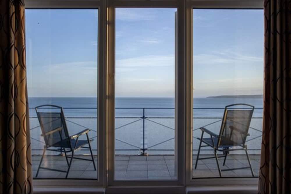 Double Room, Balcony, Sea View (Not Dog Friendly) - Balcony
