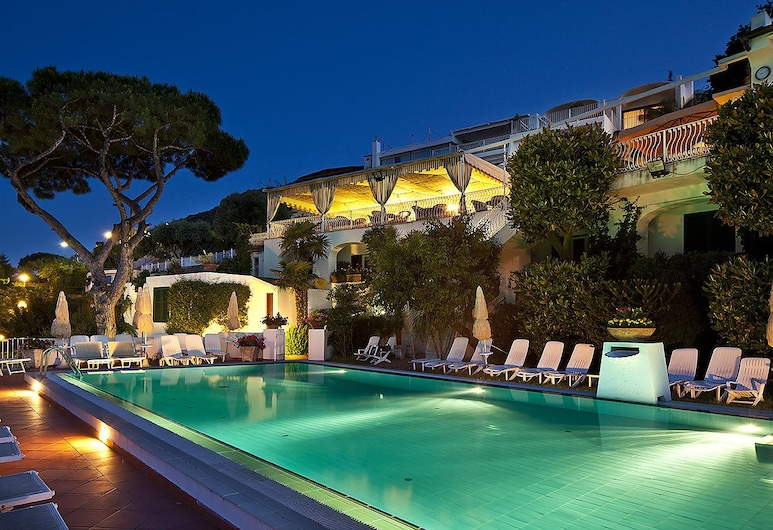 Hotel Le Querce Thermae & Spa, Ischia, Bazen