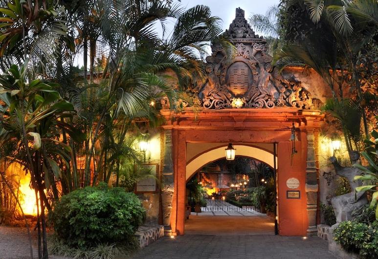 Hotel & Spa Hacienda de Cortes, Cuernavaca, Fachada del hotel