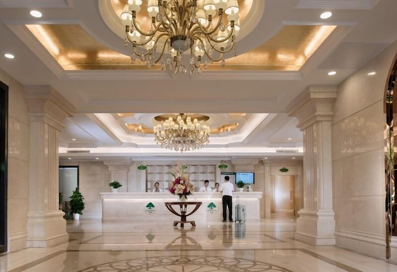 GreenTree Inn Guangdong Shenzhen Dongmen Business Hotel, Shenzhen, Reception