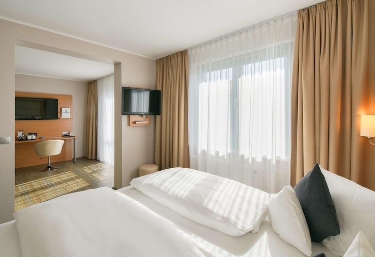 Best Western Hotel Braunschweig, Braunschweig, Suite junior, 1 cama doble con sofá cama (Cozy Sitting Corner;with Sofabed), Habitación