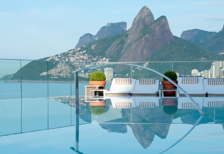 Hotel Fasano Rio de Janeiro, Rio de Janeiro, Infinity Pool