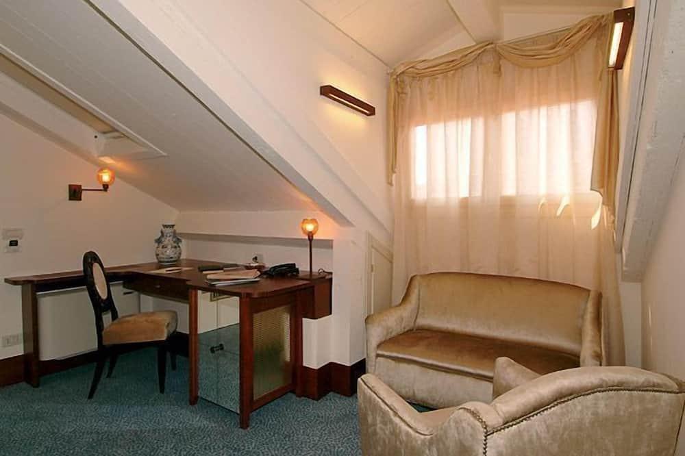 Rodinný pokoj - Obývací pokoj