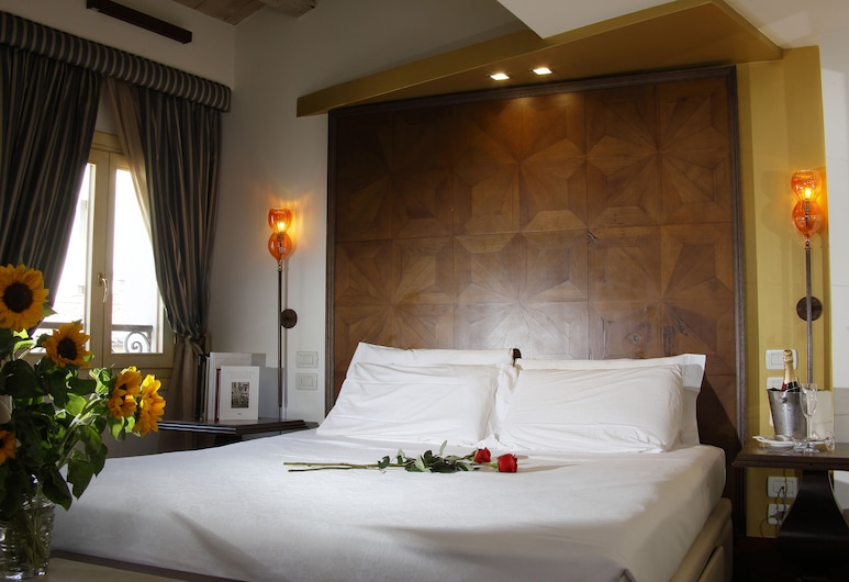 Hotel Dei Dragomanni, Venedig, Deluxe-Doppelzimmer, Zimmer