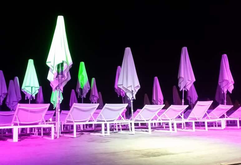 Appia Hôtel, Cannes, Strand