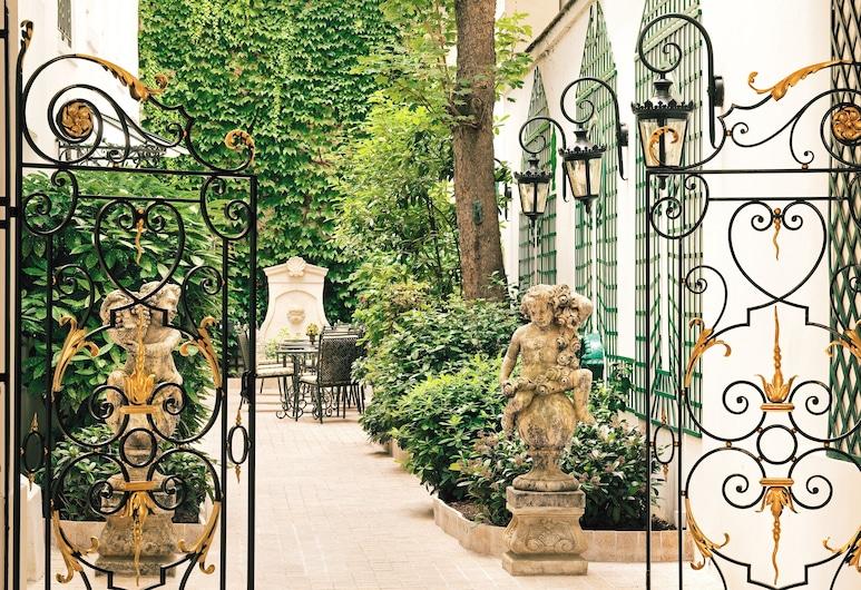 梵倫納小路酒店, 巴黎, 陽台