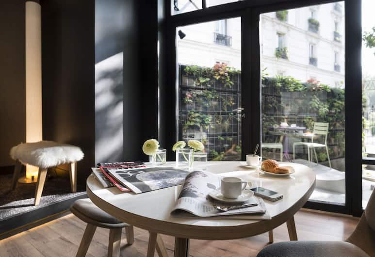 馬斯酒店, 巴黎, 客廳