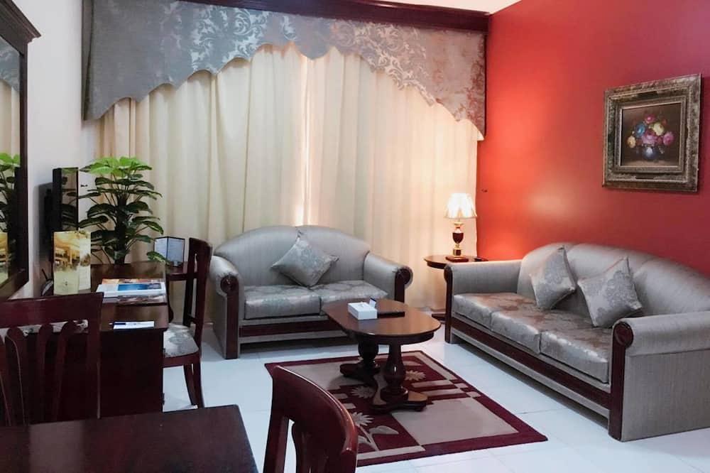 Suite, 1 cama King size - Sala de estar