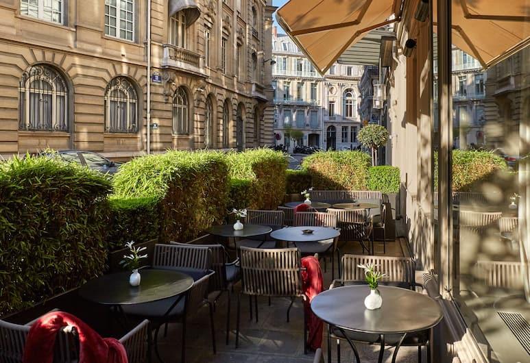 戴斯雷特羅斯小屋酒店, 巴黎, 陽台