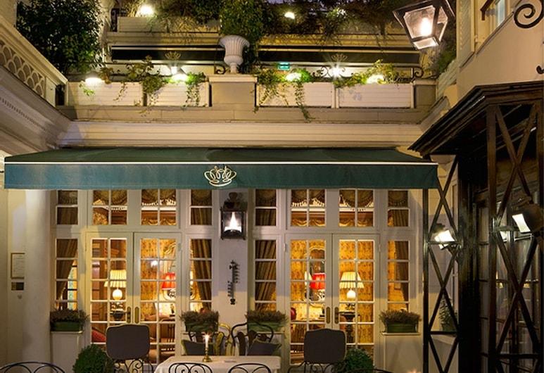 聖西門迪克酒店, 巴黎, 花園