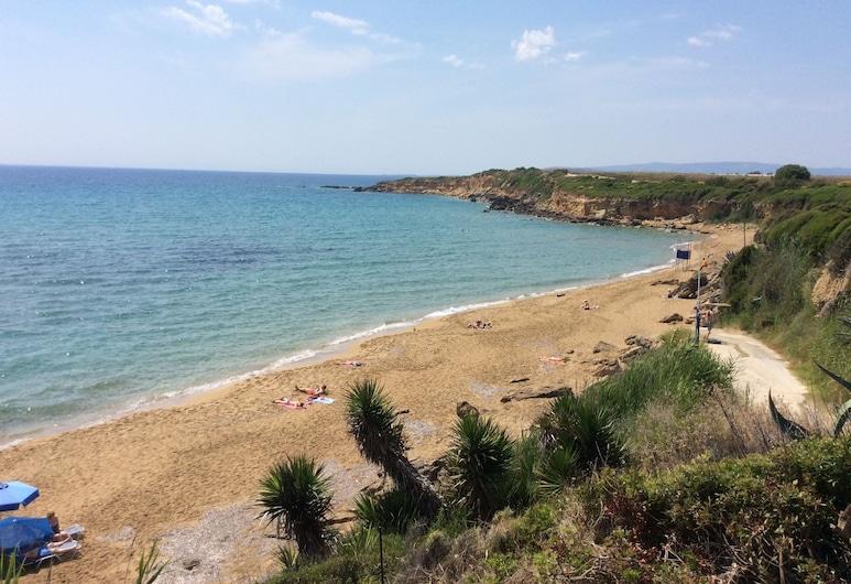 Baha Ammes, Kefalonia, Beach