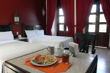 Fotografia do San Francisco Plaza Hotel em Guadalajara
