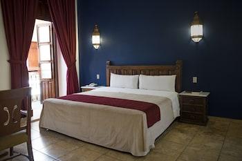 Foto di San Francisco Plaza Hotel a Guadalajara