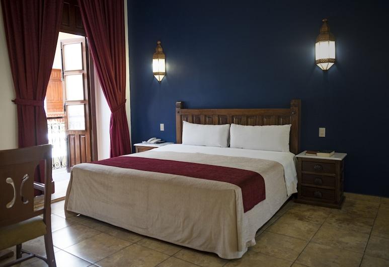 San Francisco Plaza Hotel, Гвадалахара, Улучшенный номер, Номер