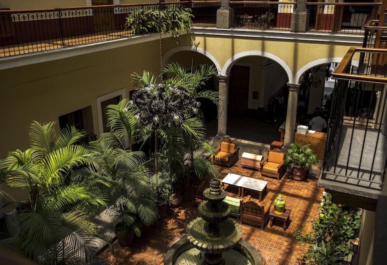 San Francisco Plaza Hotel, גואדאלאחארה, חדר סופריור, מרפסת