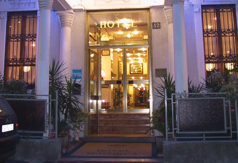 Hotel Mayorca, Μιλάνο