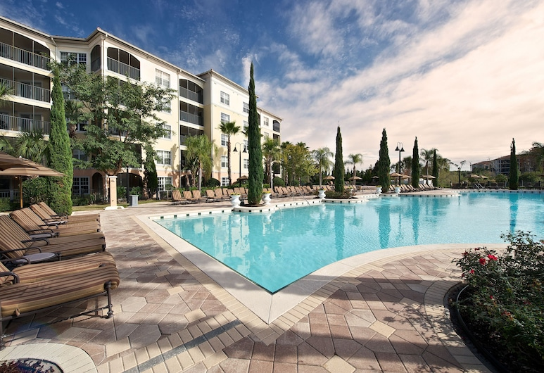 WorldQuest Orlando Resort, Orlando, Superior Suite, 3 Bedrooms (2 Bathrooms), View from room