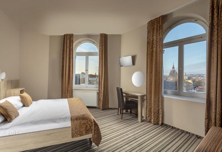 Prague Centre Plaza, Prague, Standard Double or Twin Room, Guest Room