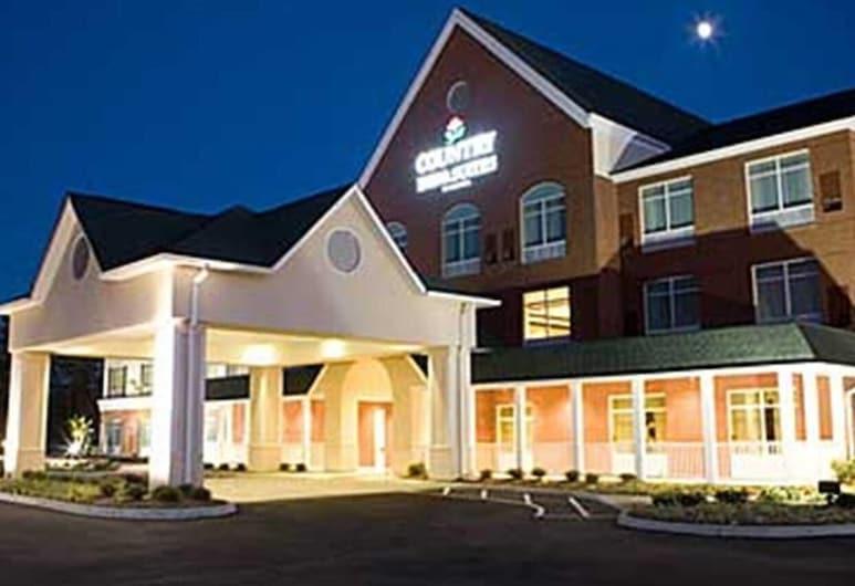 Country Inn & Suites by Radisson, Hampton, VA, Hampton, Viesnīcas priekšskats vakarā/naktī