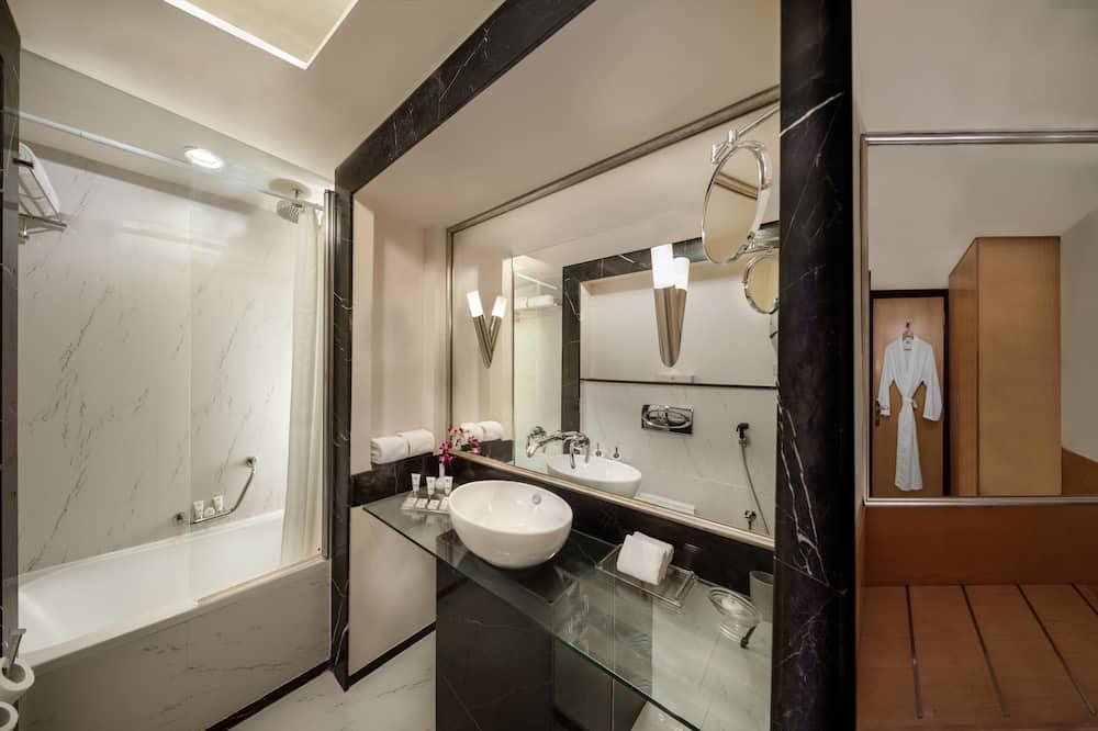 Studio Apartment - Vonios kambarys