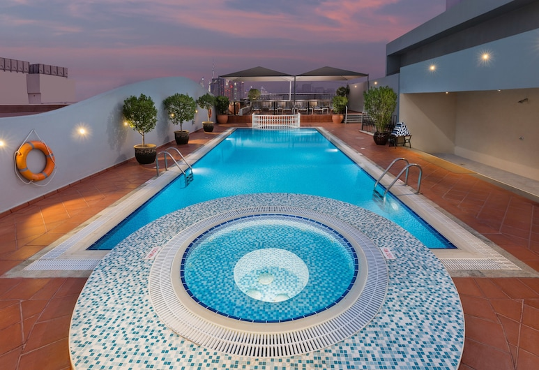 Savoy Crest Hotel Apartments, Dubajus