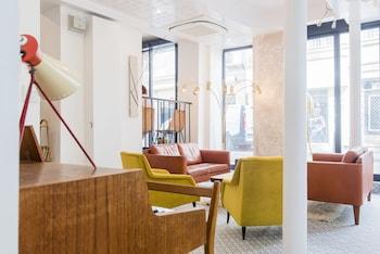 Selline näeb välja Hotel Lucien, Pariis