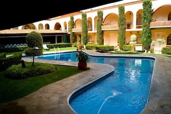Bild vom Hotel & Suites Villa del Sol in Morelia