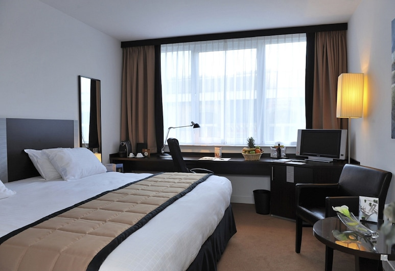 Progress Hotel, Bruxelles, Udendørsareal