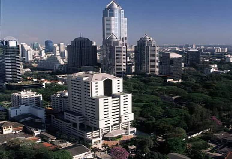 ブリストン スワン パーク ビュー, バンコク, 航空写真