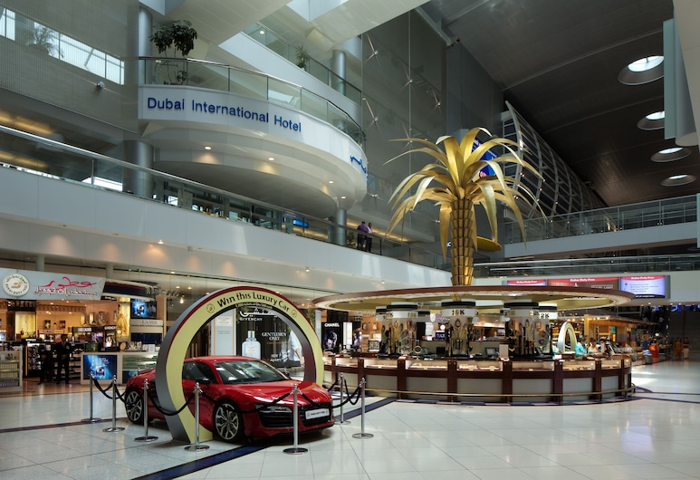 Dubai International Airport Terminal 3 Hotel, Dubái