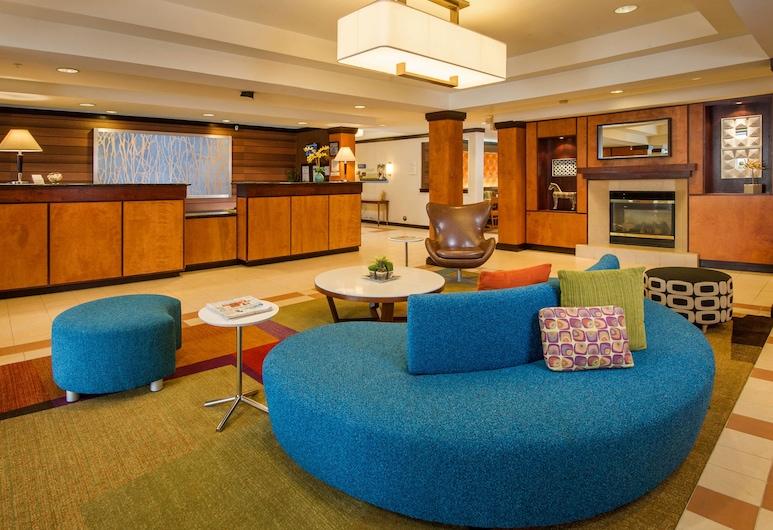 Fairfield Inn & Suites by Marriott Wilson, וילסון