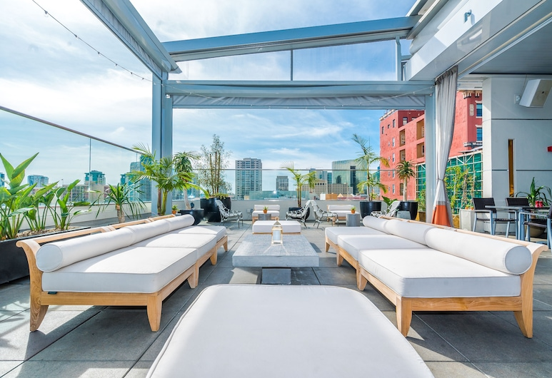 Andaz San Diego - a concept by Hyatt, סן דייגו, טרקלין המלון