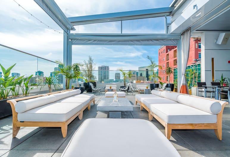 Andaz San Diego - a concept by Hyatt, San Diego, Hotel Lounge