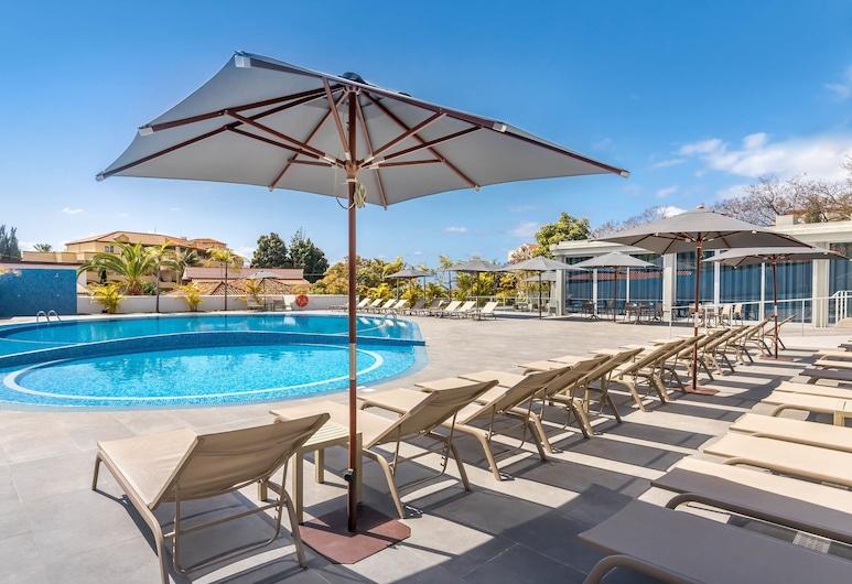 阿勒戈馬德拉飯店 - 僅供成人入住, 芳夏爾, 室外游泳池