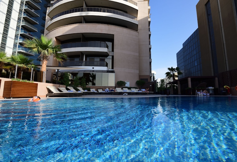 Majestic City Retreat Hotel, Dubai