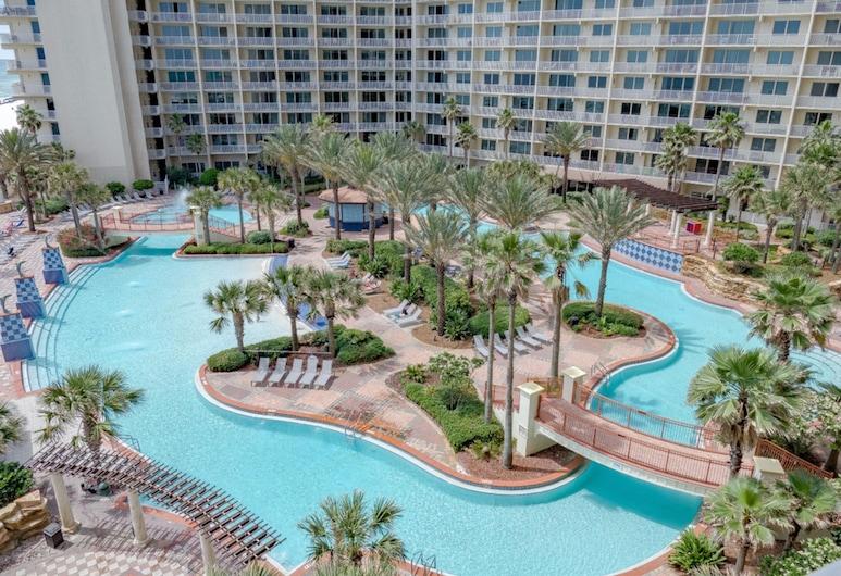 Shores of Panama by Royal American Beach Getaways, Panama City Beach, 3.5 Bedroom /3 Bath Condo, Outdoor Pool