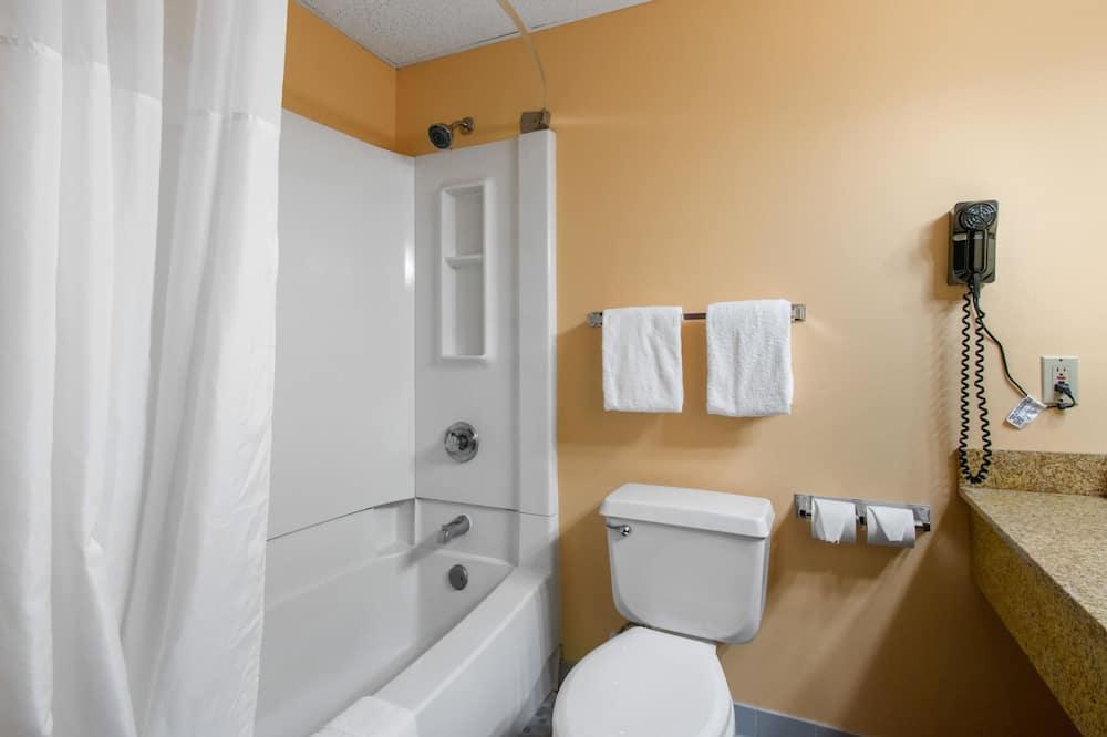 Standard 2 Queens Non Smoking - Casa de banho