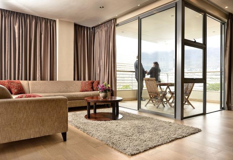 Mandela Rhodes Place Hotel, Cape Town, Executive soba, Dnevna soba
