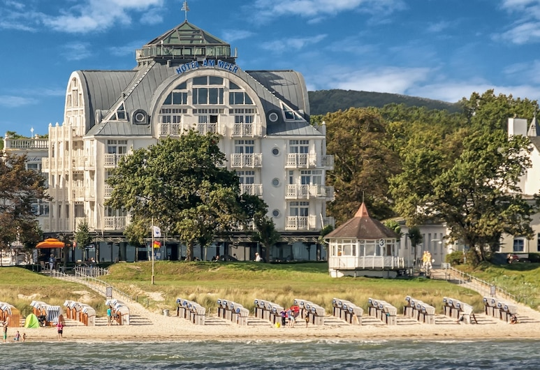 HOTEL AM MEER & SPA, בינץ