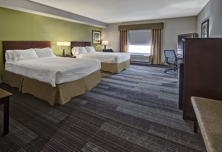 Holiday Inn Express Hotel & Suites Cookeville, קוקוויל, חדר אורחים