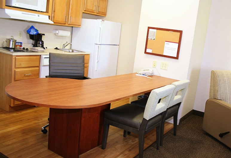 Candlewood Suites Harrisonburg, Harrisonburg, Studio Suite, 2 Double Beds, Accessible (Hearing, Mobility), In-Room Kitchen