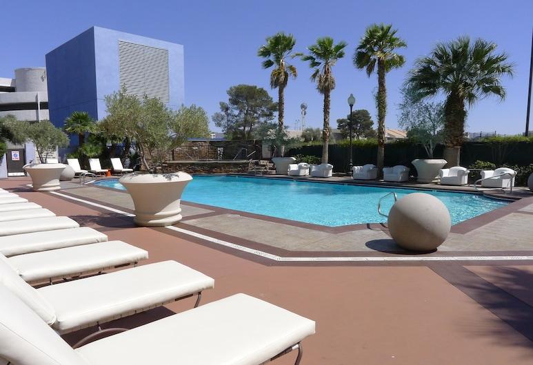 Royal Resort, Las Vegas, Vonkajší bazén