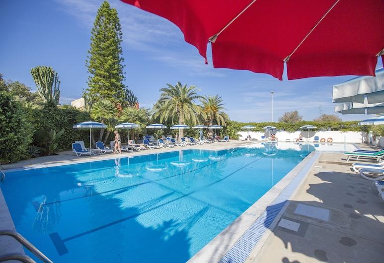 Hotel Tourist, Cefalù, Piscina al aire libre
