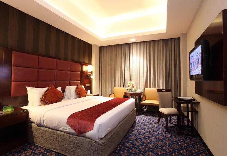 Ramee Guestline Hotel Qurum, Muscat, Executive Suite, Living Room