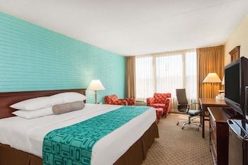 A(z) Howard Johnson by Wyndham Williamsburg hotel fényképe itt: Williamsburg