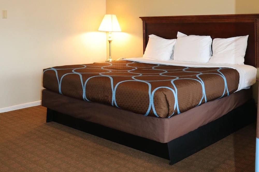 Номер, 1 ліжко «кінг-сайз», обладнано для інвалідів - Номер