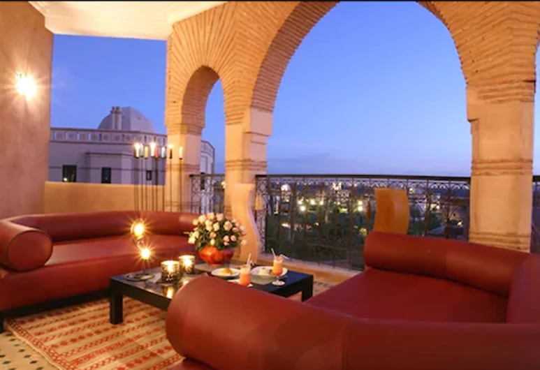 Rose Garden Resort & Spa, Marrakesch, Hotellounge
