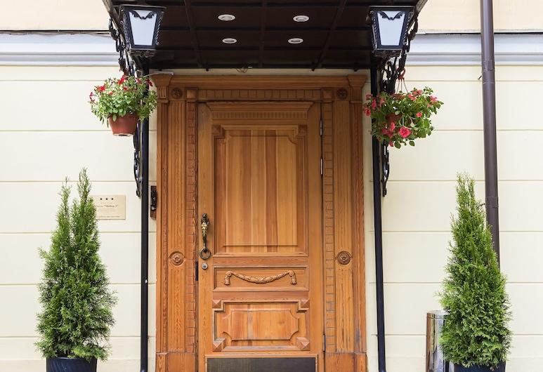 Hotel Moyka 5, St. Petersburg, Pintu Masuk Hotel