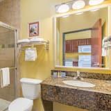 ห้องสวีท, 1 ห้องนอน, ปลอดบุหรี่ (2 Queen Beds) - ห้องน้ำ