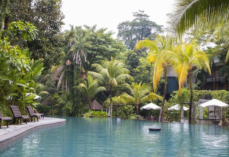 Siloso Beach Resort, Sentosa, Singapore, Pool